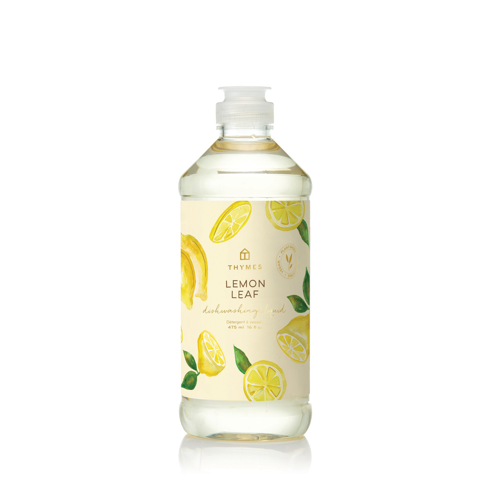 Thymes Lemon Leaf Dishwashing Liquid