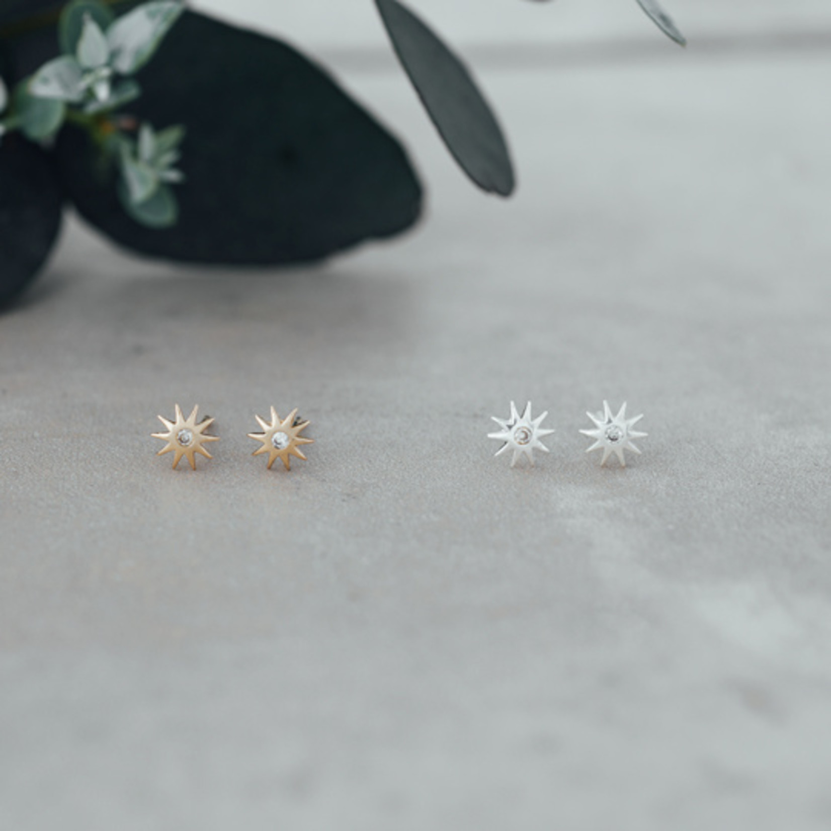 Glee Jewelry ~ Starburst Studs