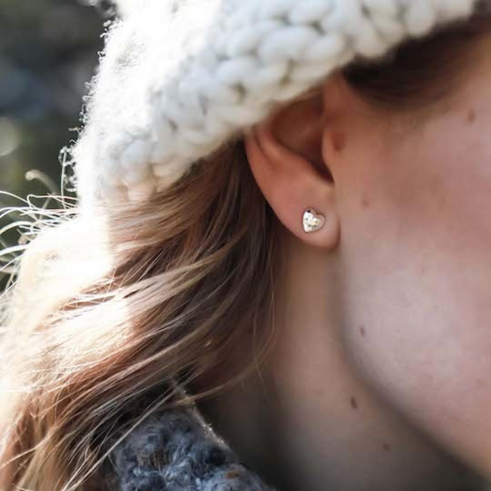 Glee Jewelry ~ I Adore you Studs