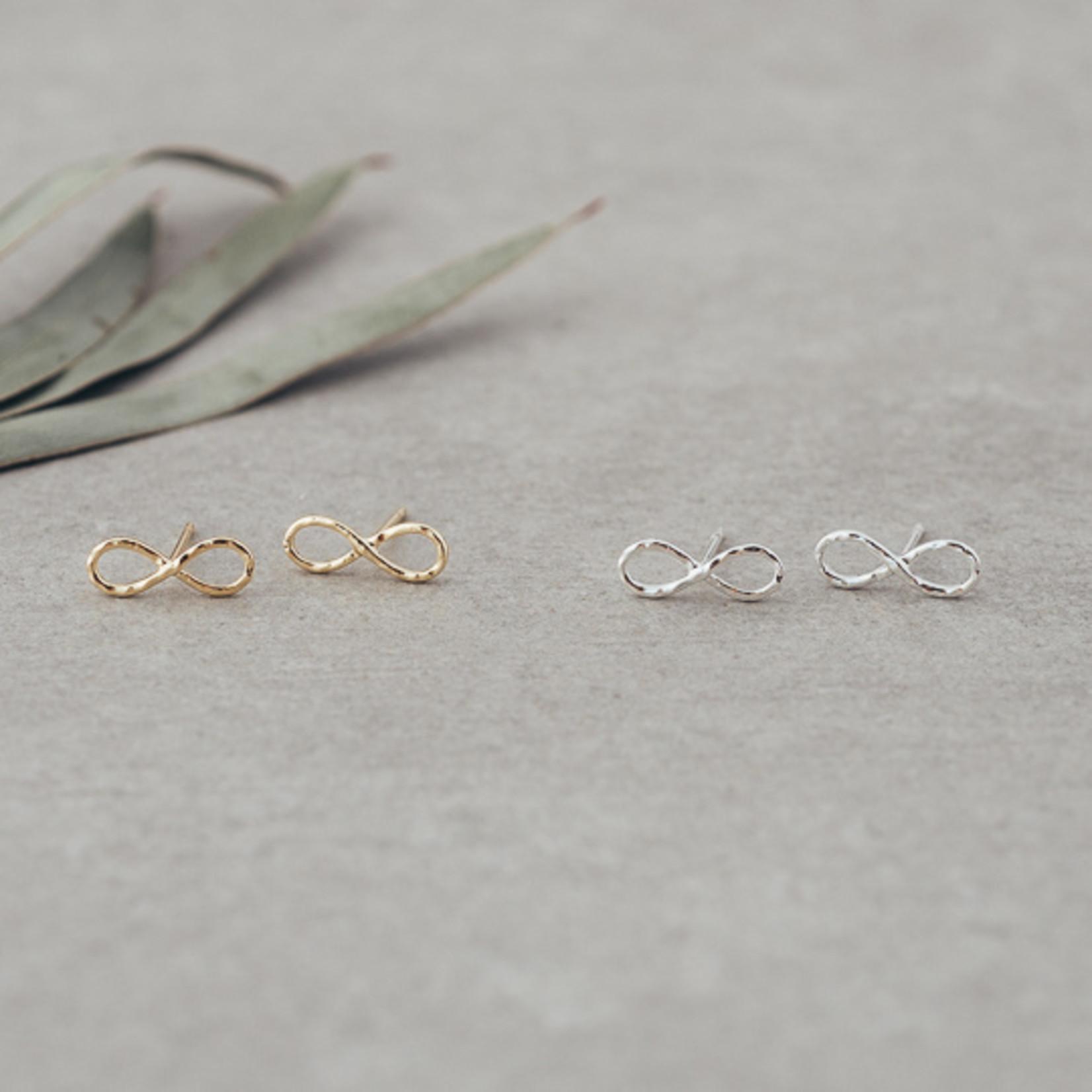 Glee Jewelry ~ Infinity Studs