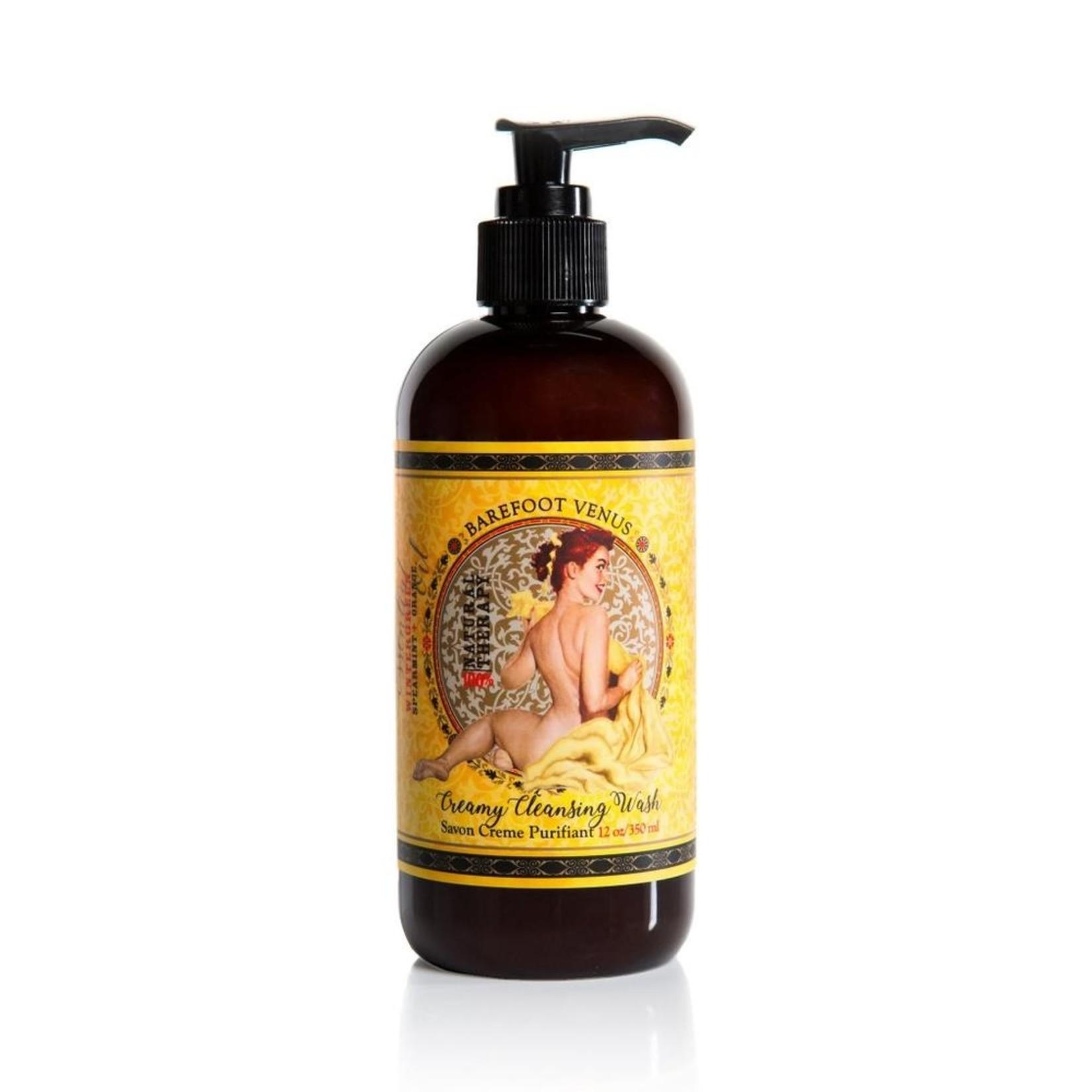 Barefoot Venus Essential Oil ~ Creamy Cleansing Wash