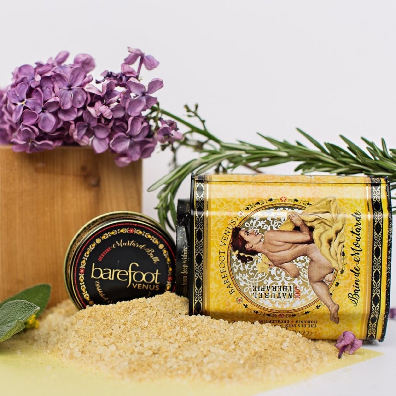 Barefoot Venus 100% Natural Mustard Bath