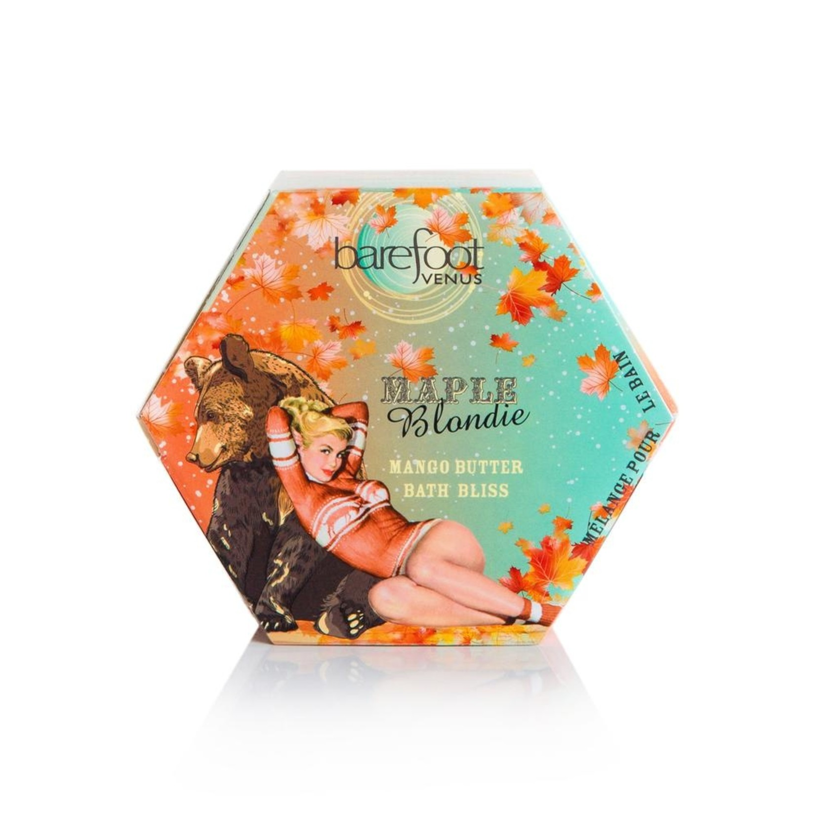 Barefoot Venus Maple Blondie ~ Bath Bliss