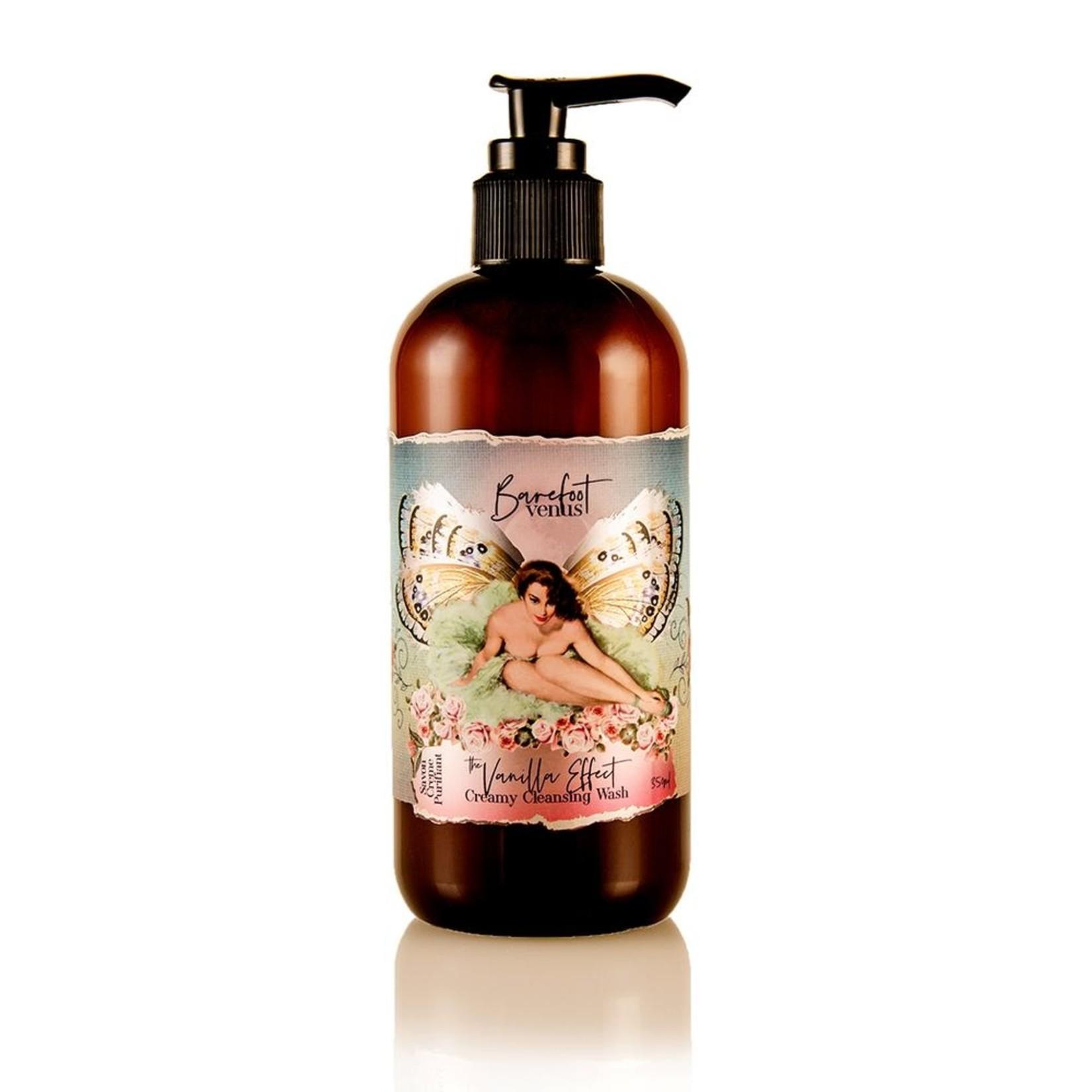 Barefoot Venus Vanilla Effect ~ Creamy Cleansing Wash