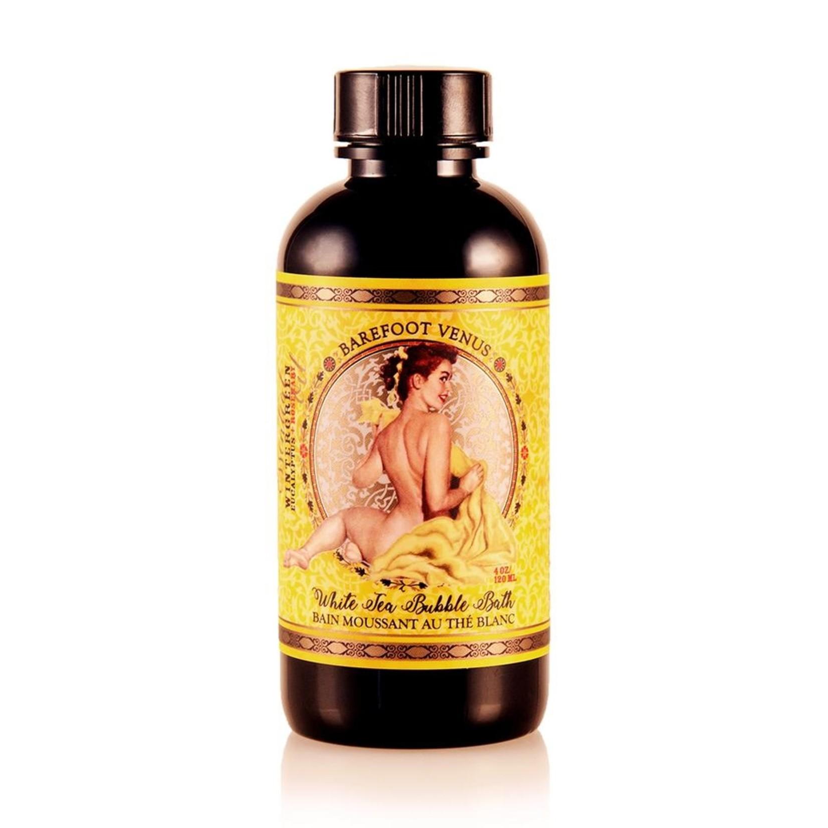 Barefoot Venus Essential Oil ~ White Tea Bubble Bath