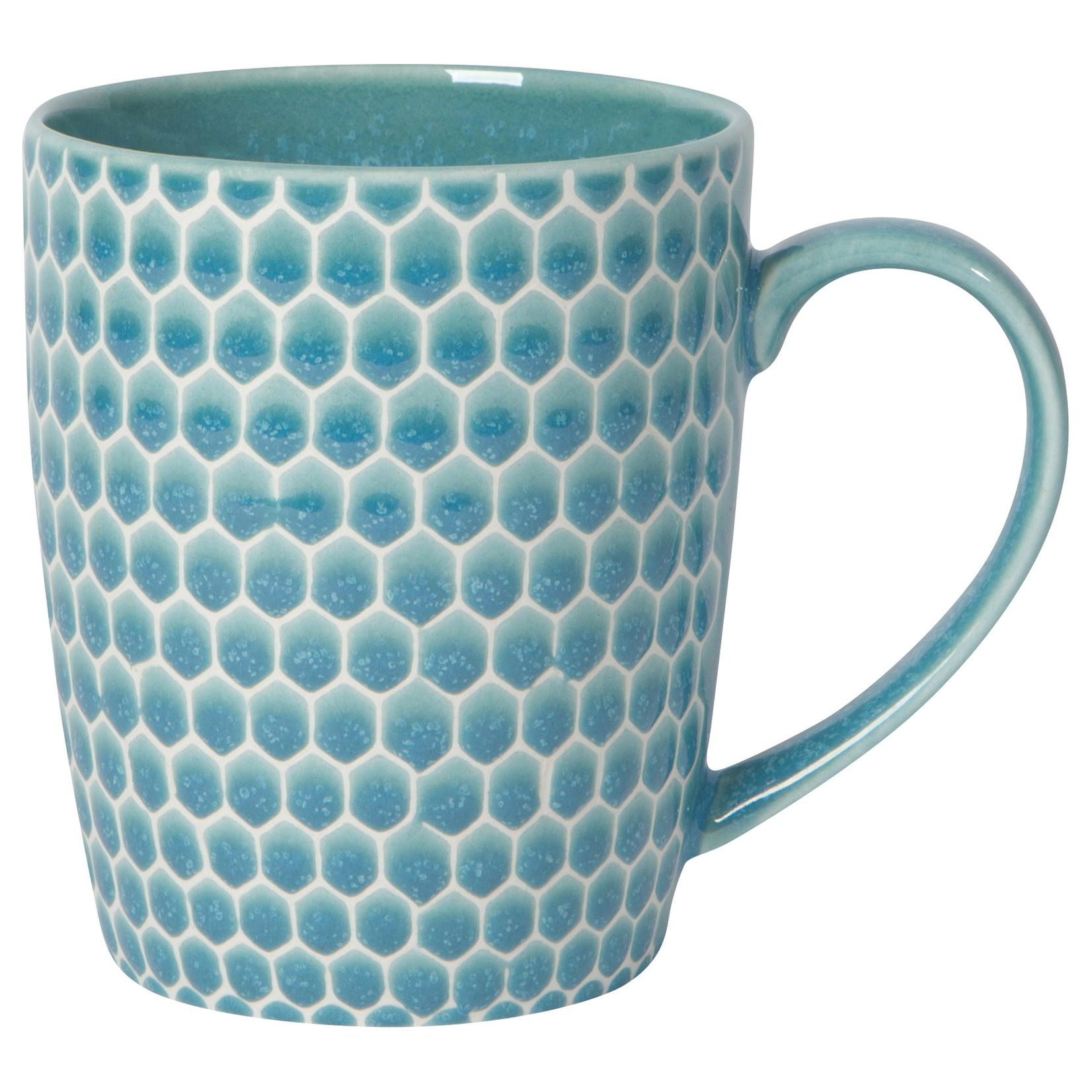 Heirloom Honeycomb Mug