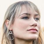 Glee Jewelry ~ Circlet Earrings