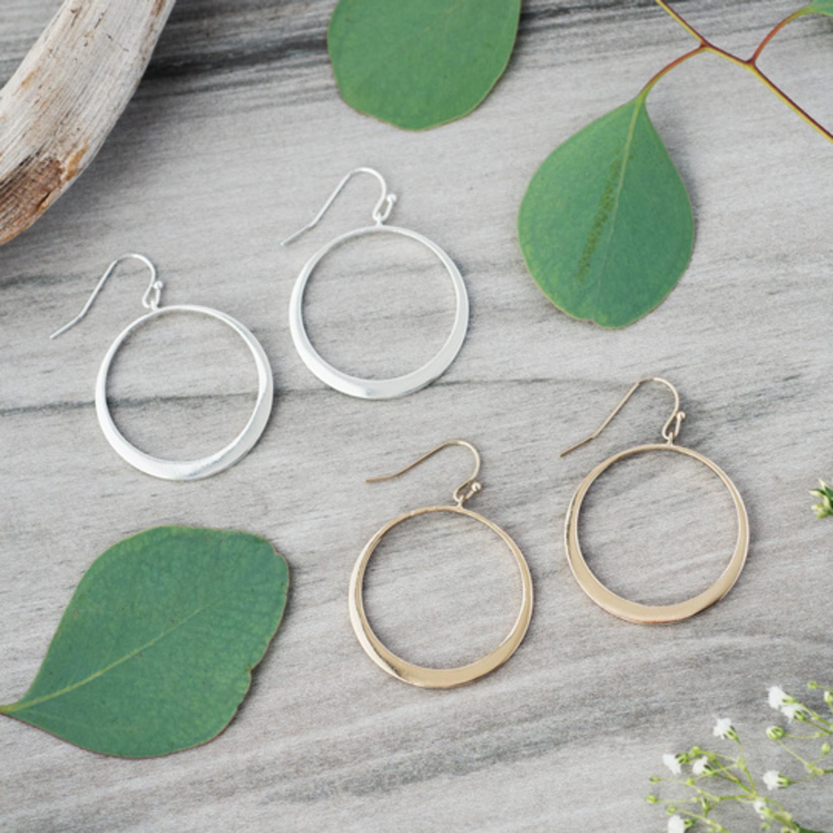 Glee Jewelry ~ Hoop Earrings