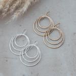 Glee Jewelry ~ Inner Circle Earrings
