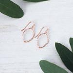 Glee Jewelry ~ Paisley Earrings