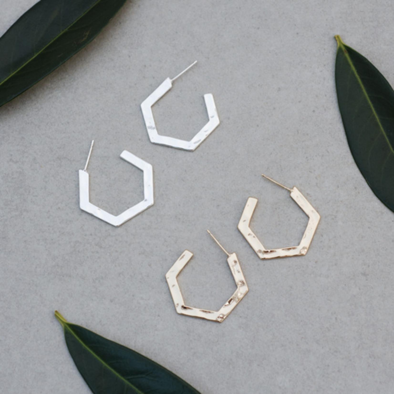 Glee Jewelry ~ Picasso Studs