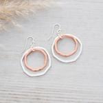 Glee Jewelry ~ Venn Earrings