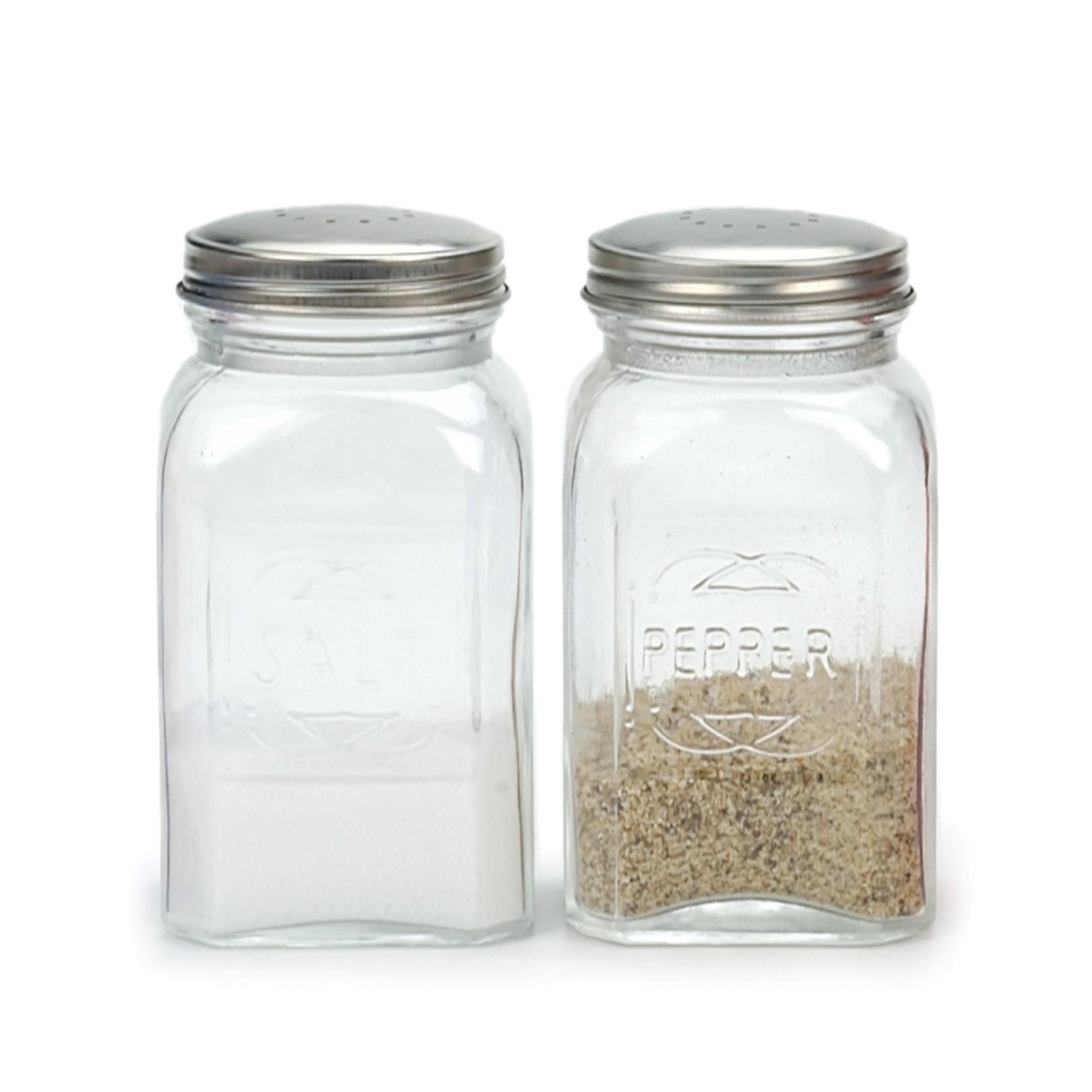 RSVP International Retro Salt & Pepper Shaker
