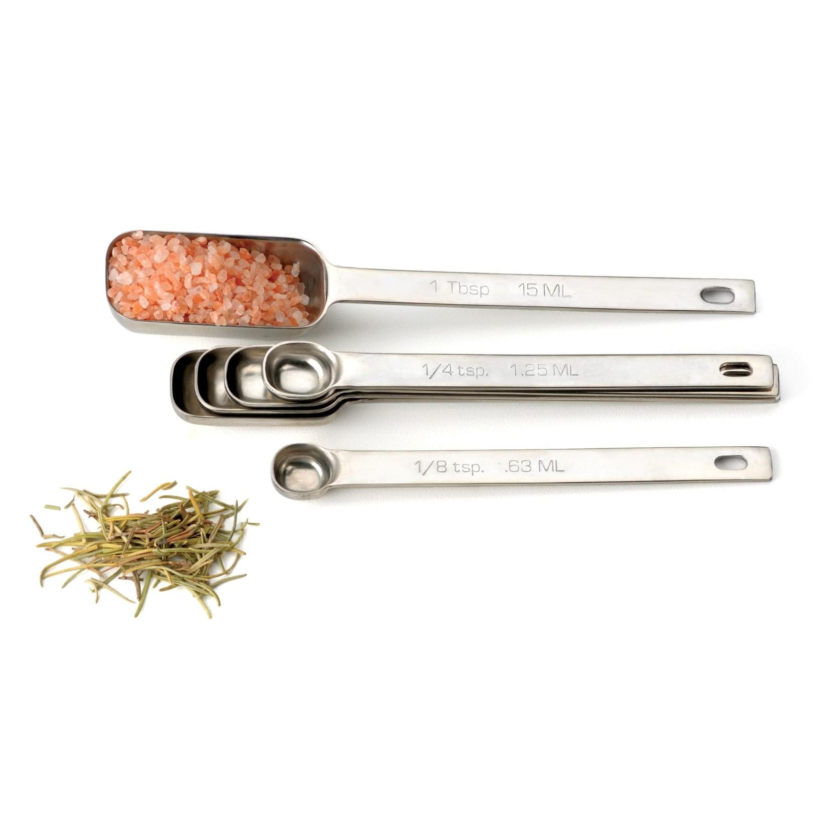 RSVP International Endurance Spice Spoon Set