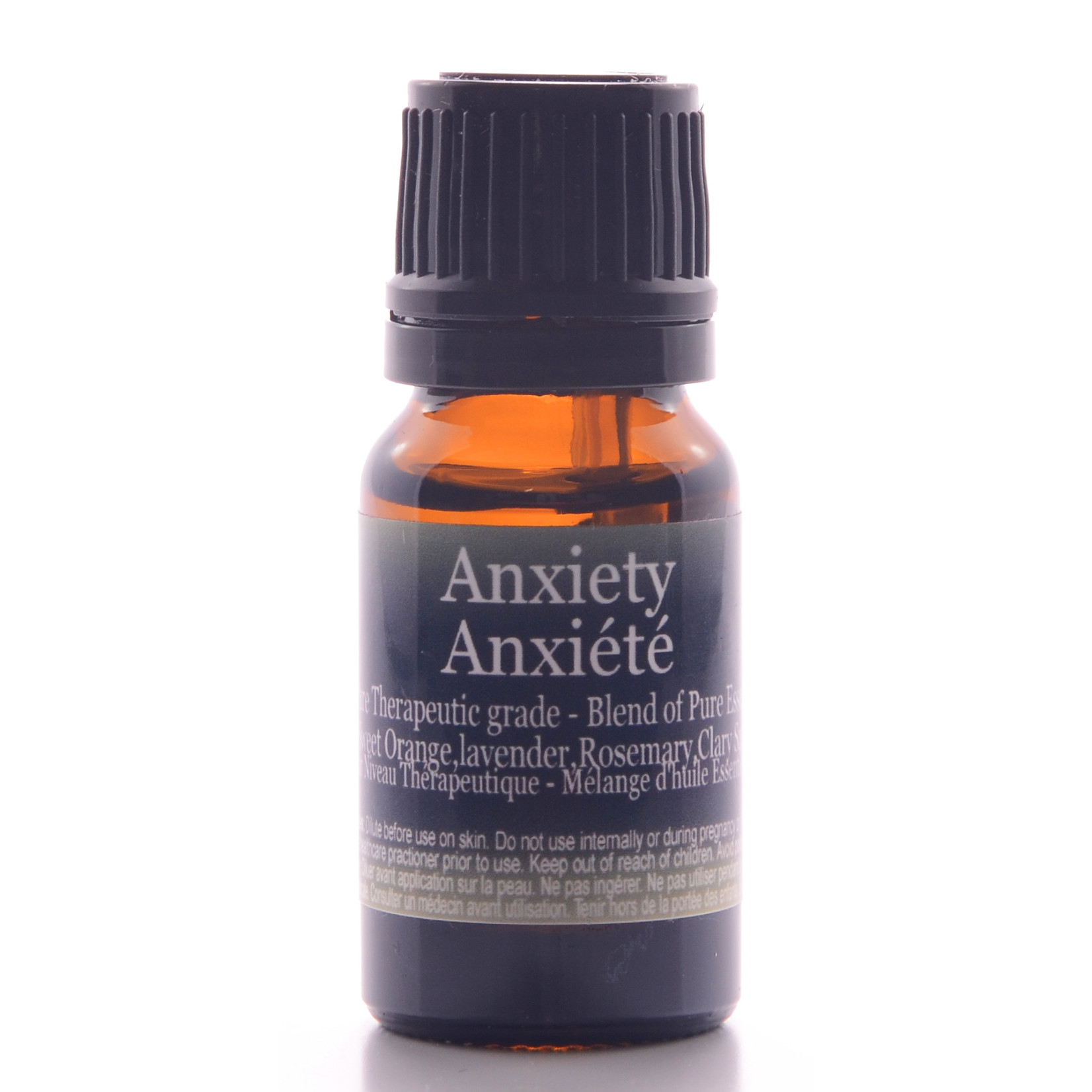 Finesse Home ~ Anxiety Essential Oil Blend