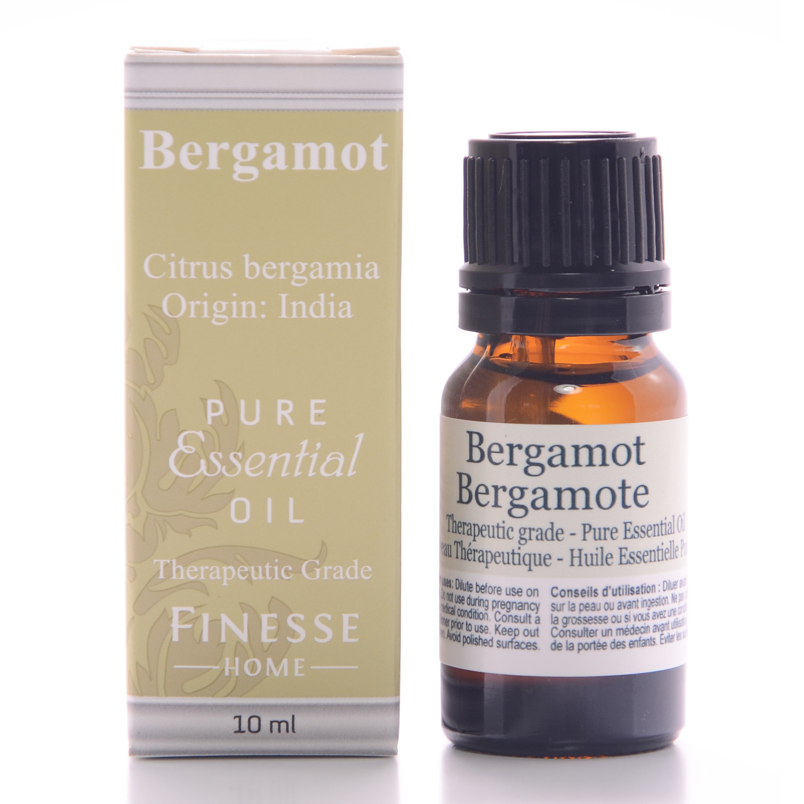 Finesse Home ~ Bergamot Essential Oil