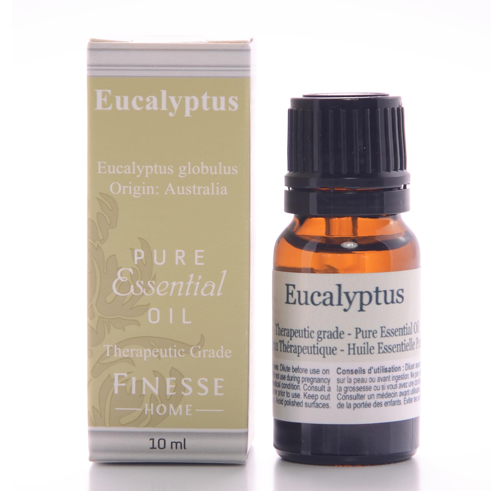 Finesse Home ~ Eucalyptus Essential Oil