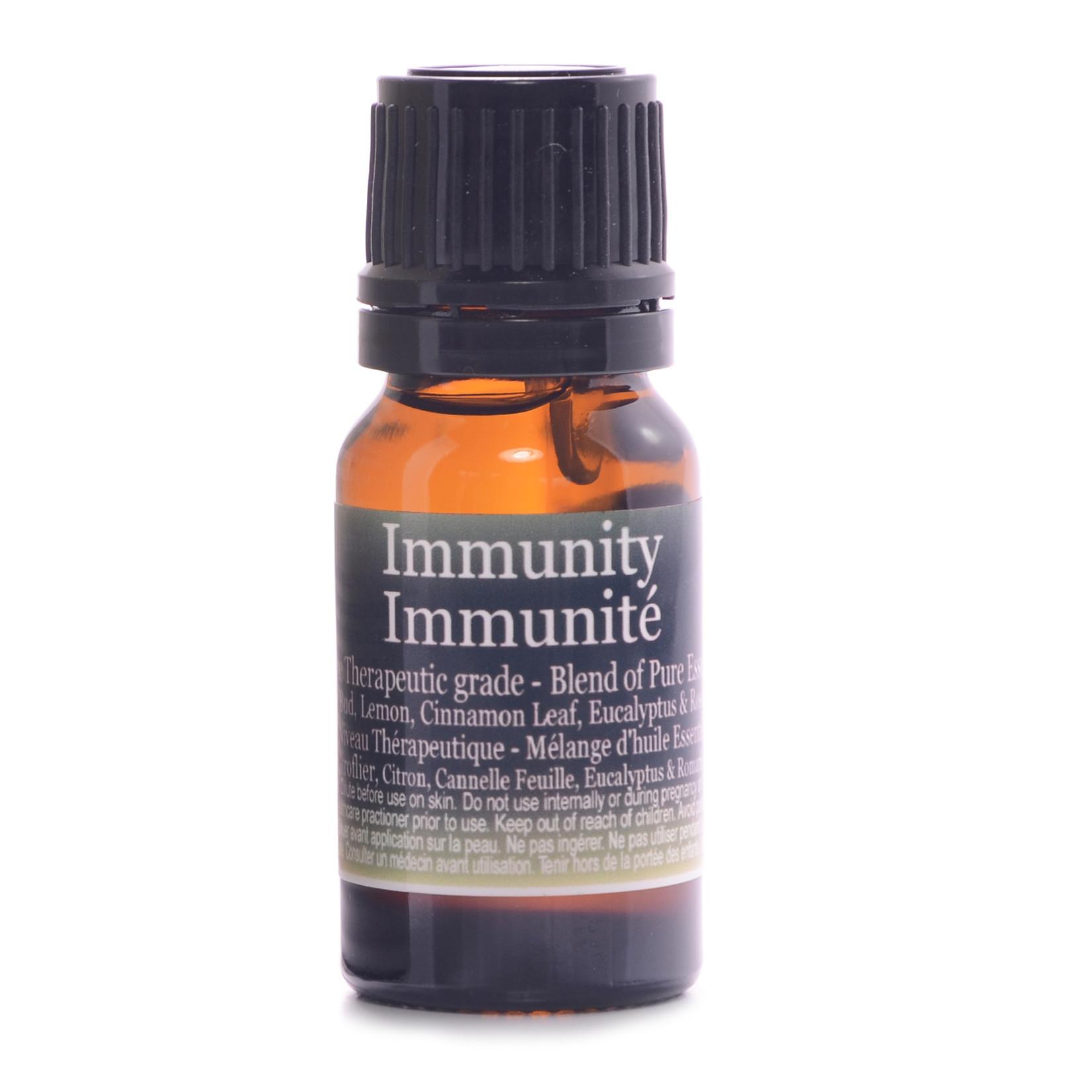 Finesse Home ~ Immunity Essential Oil Blend