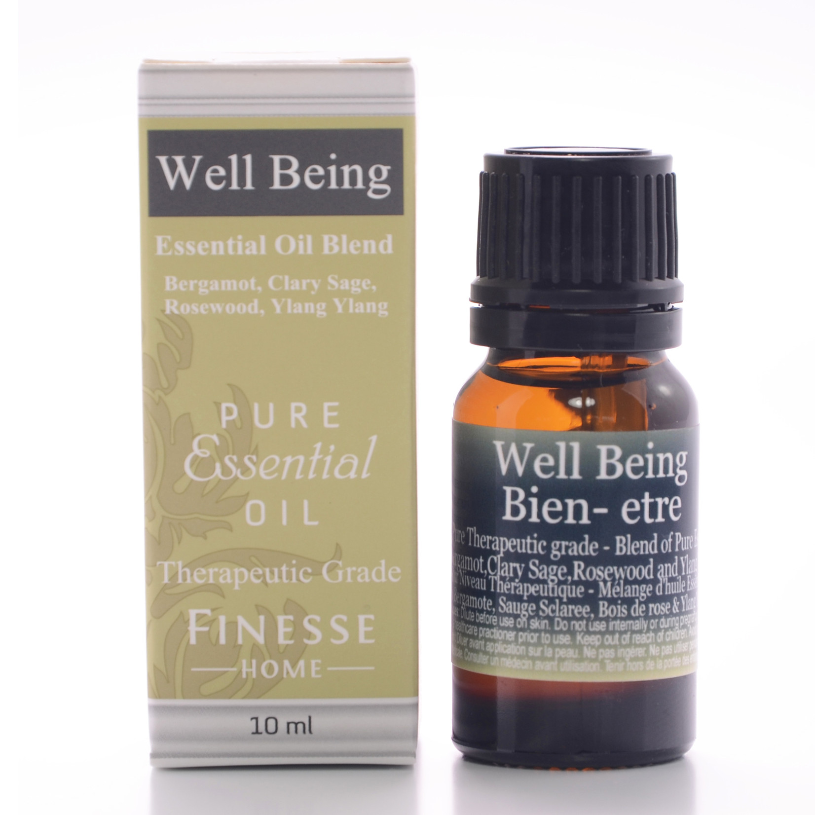 Finesse Home ~ Well Being Essential Oil Blend