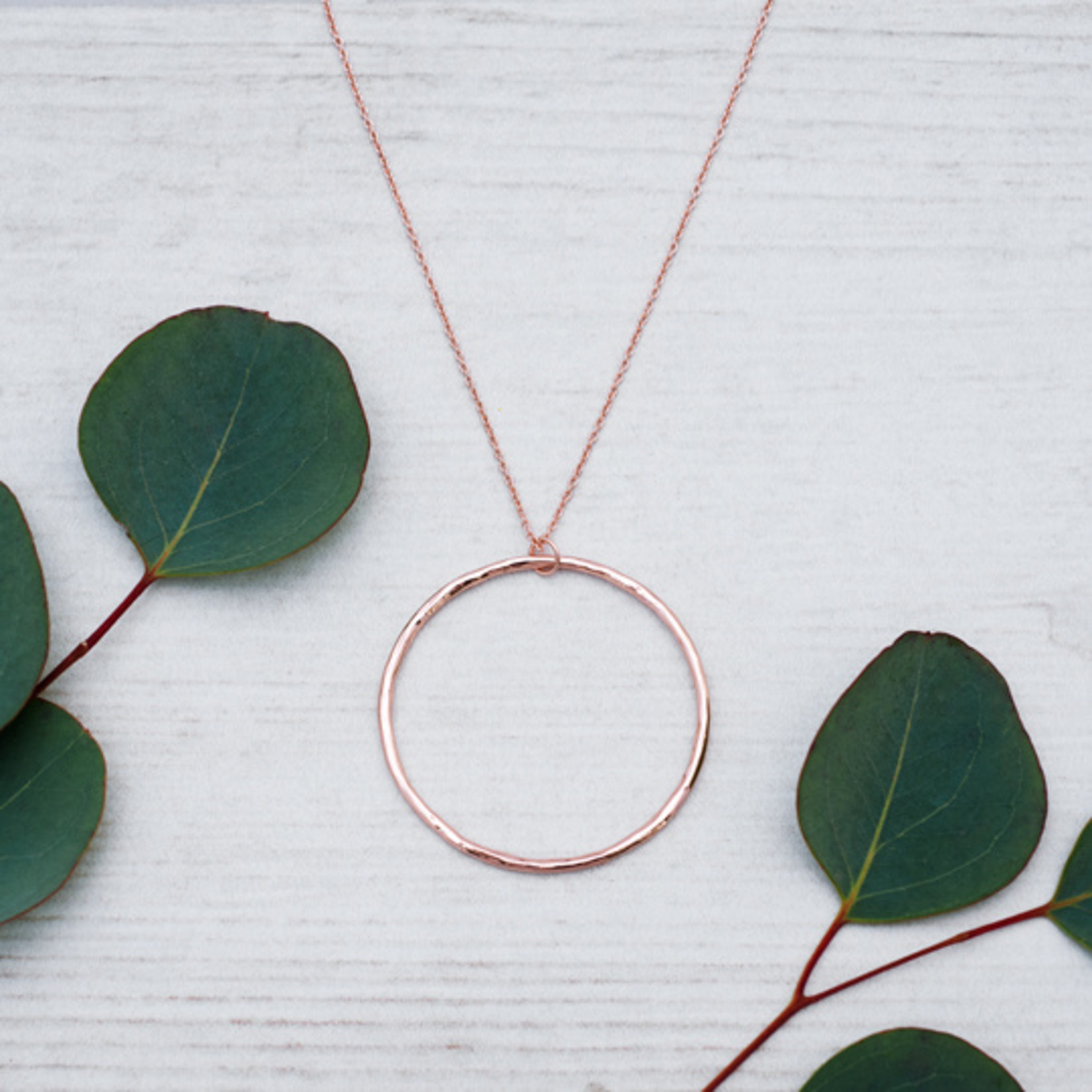 Glee Jewelry ~ Round Pendant