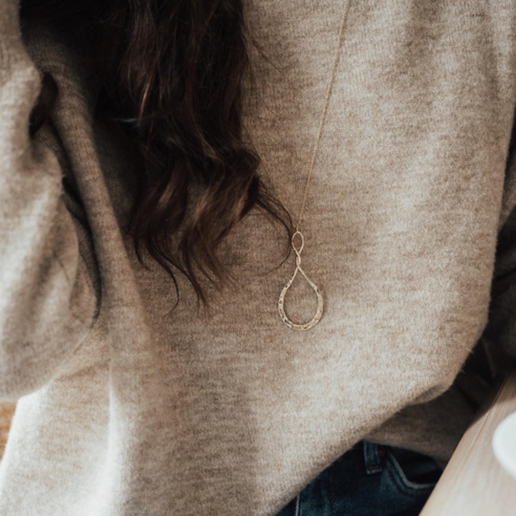 Glee Jewelry ~ Convolution Necklace