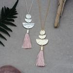 Glee Jewelry ~ Pink Frida Necklace