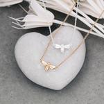 Glee Jewelry ~ Queen Bee Necklace