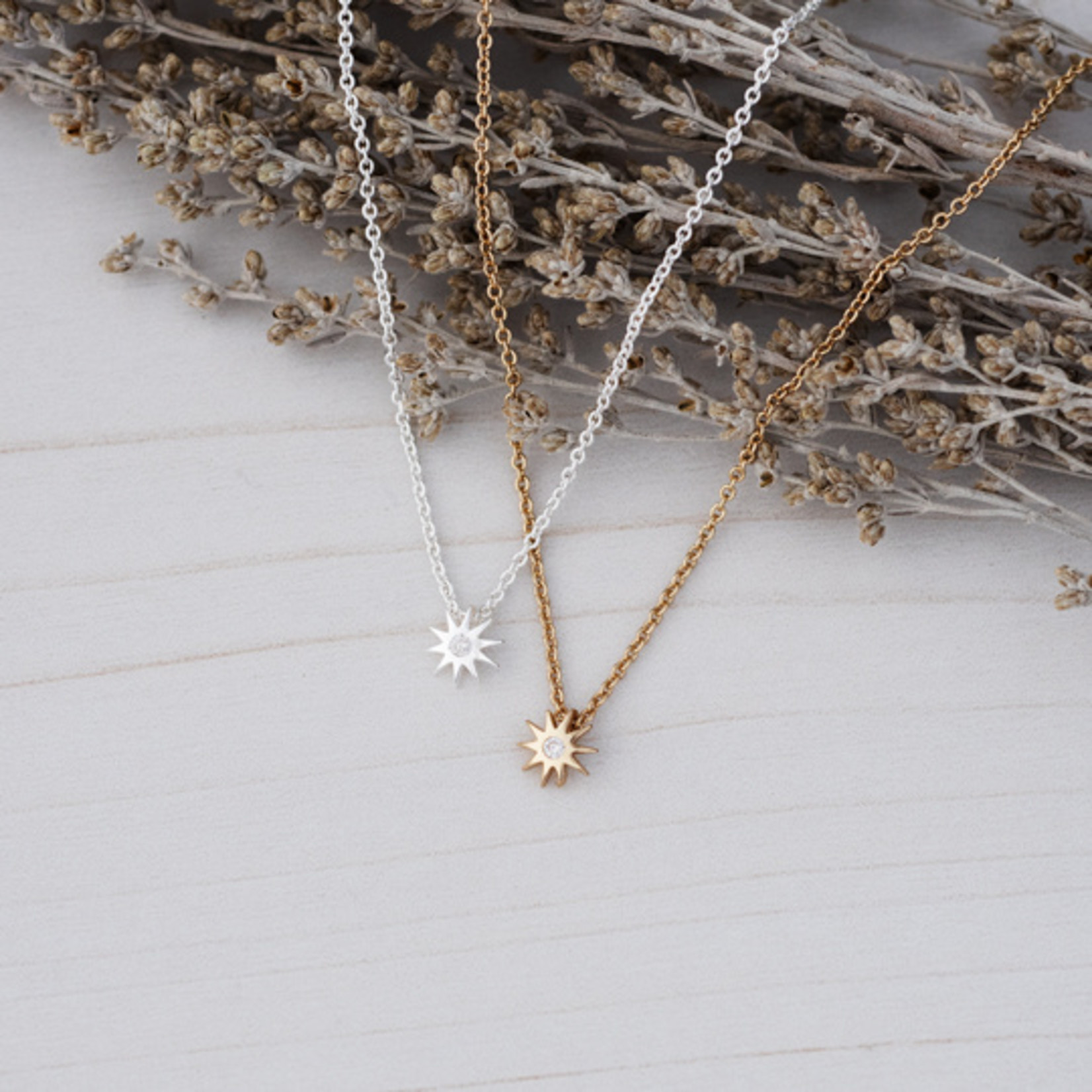 Glee Jewelry ~ Starburst Necklace