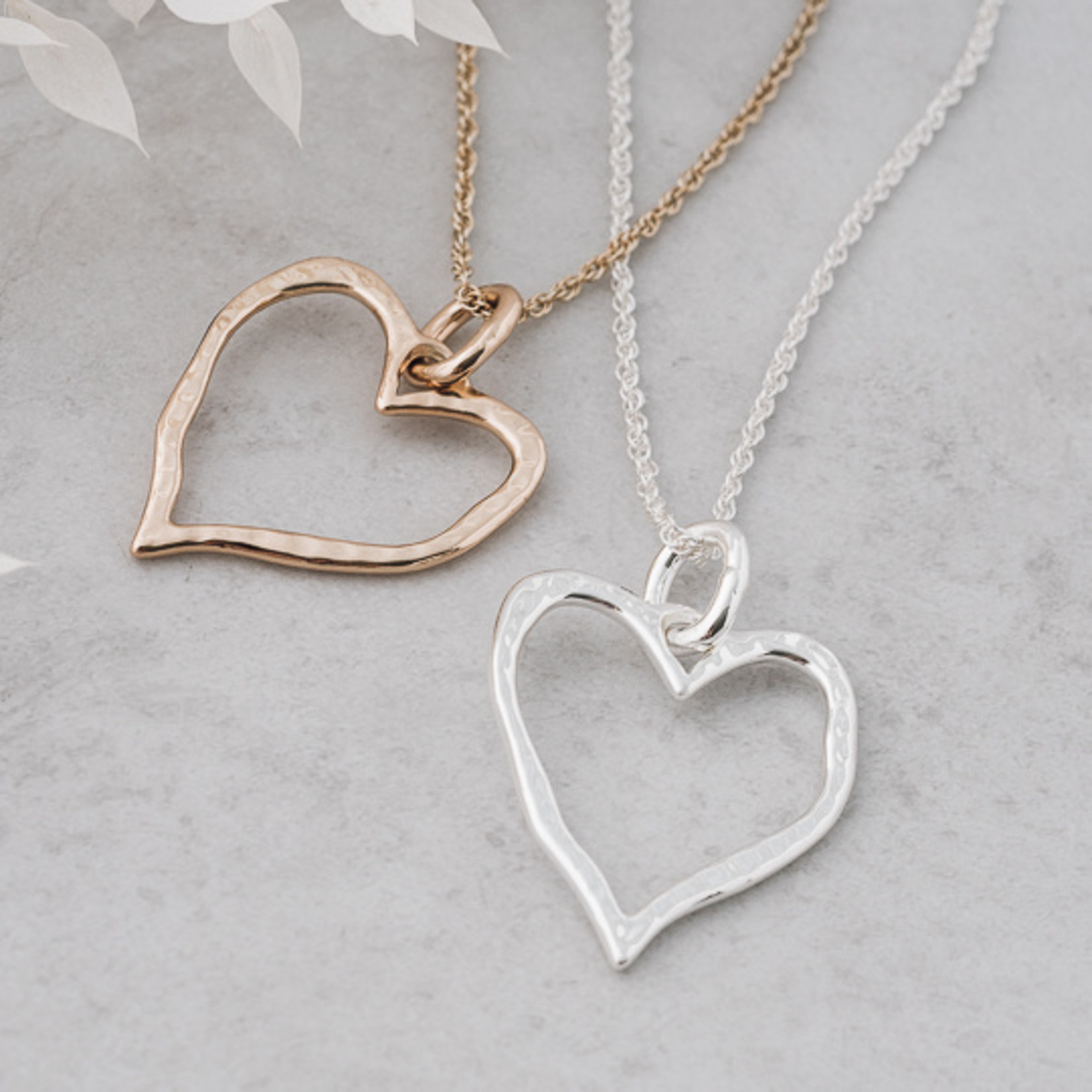 Glee Jewelry ~ Giving Heart Necklace