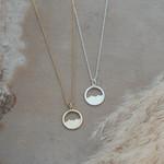 Glee Jewelry ~ Diamond Head Necklace