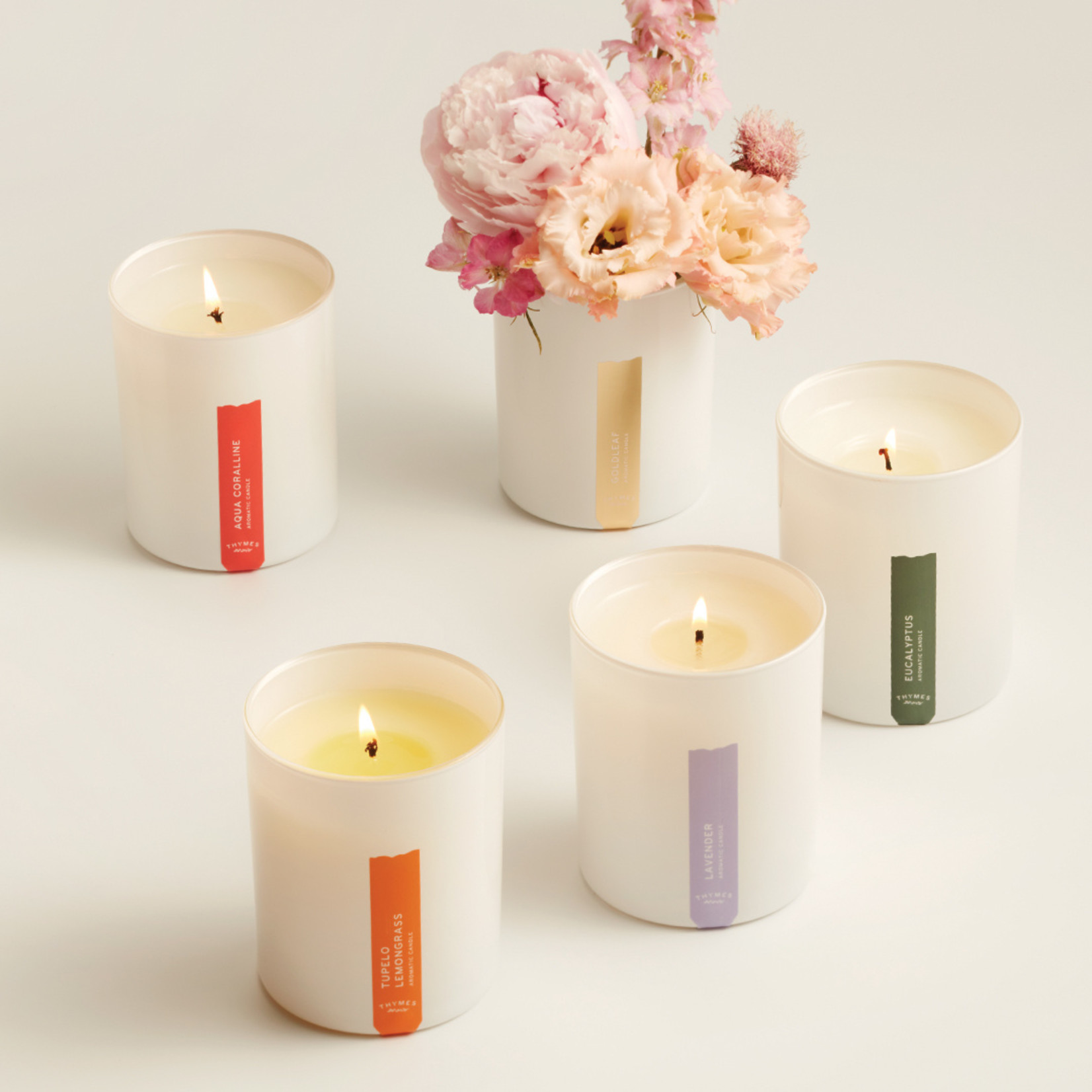 Thymes Aromatic Candle