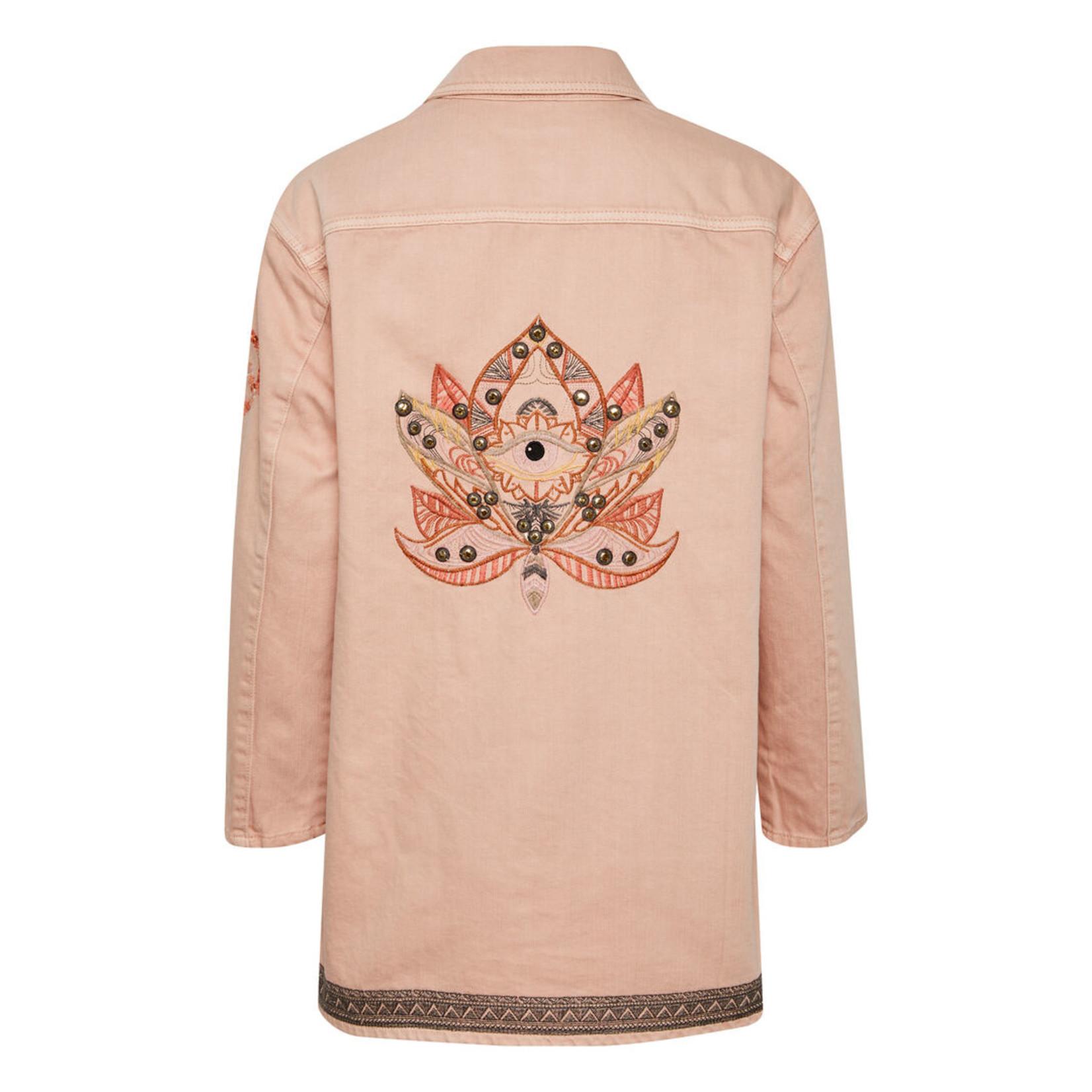 Cream Ofelia Jacket