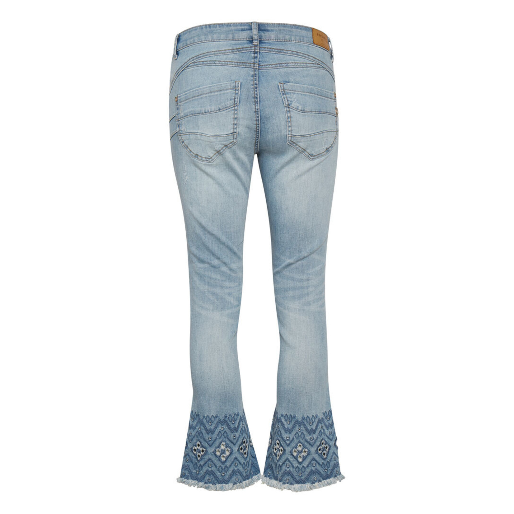 Cream Analis Shape Fit Jeans