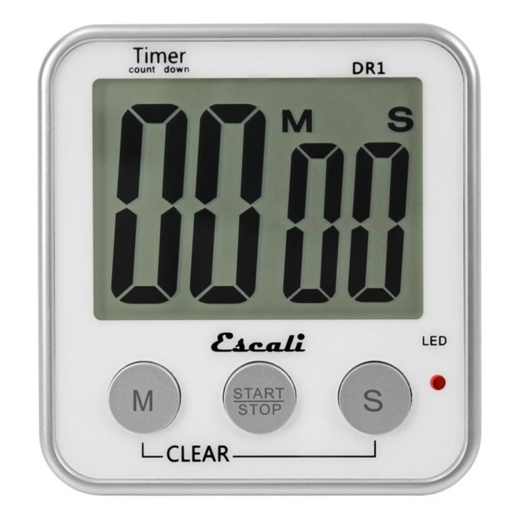 Escali Extra Large Display Digital Timer
