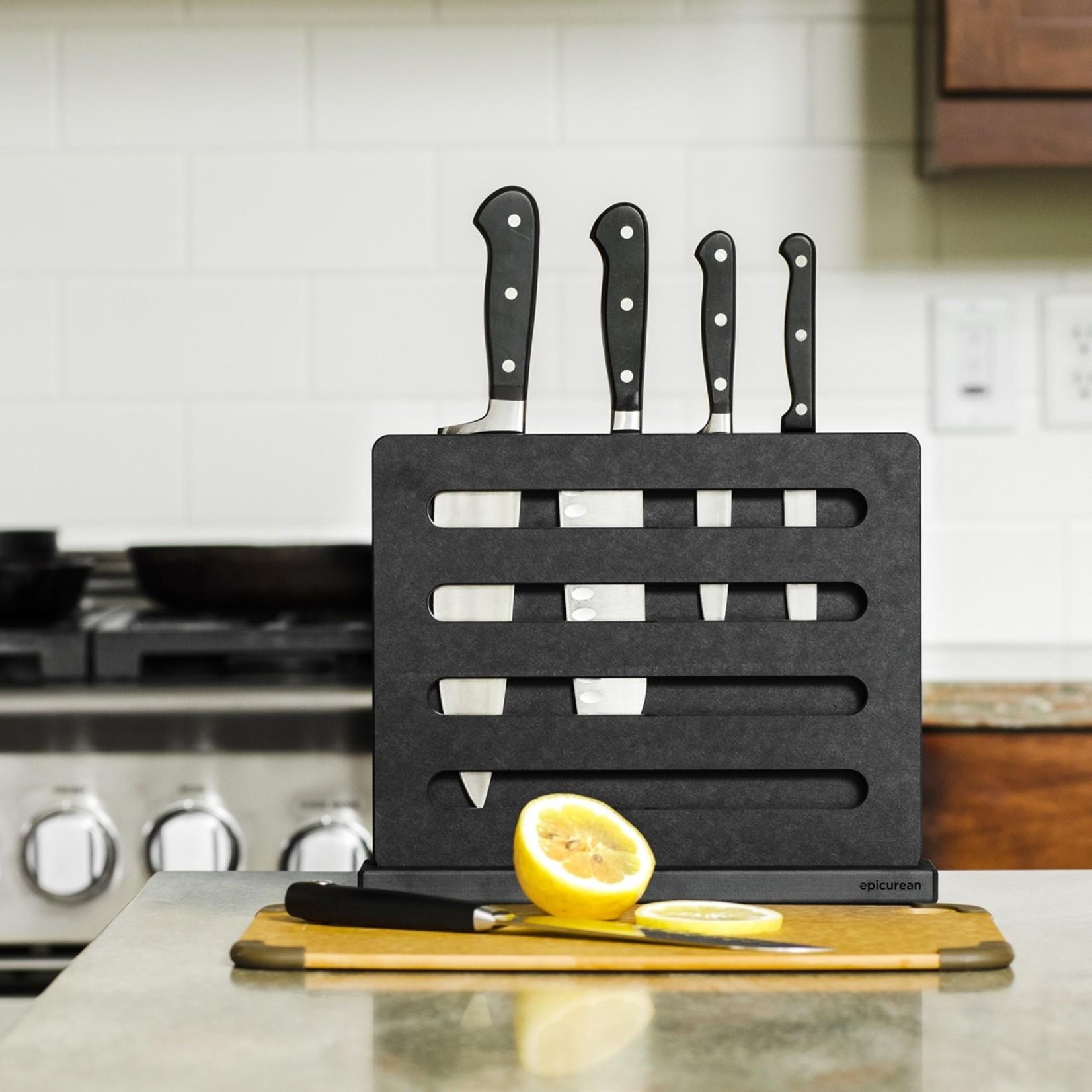 Epicurean Standing Knife Rack