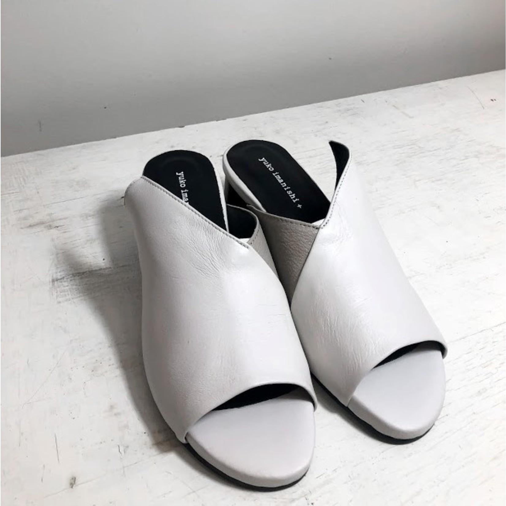 Yuko Imanishi Asymmetry High Heel Mules