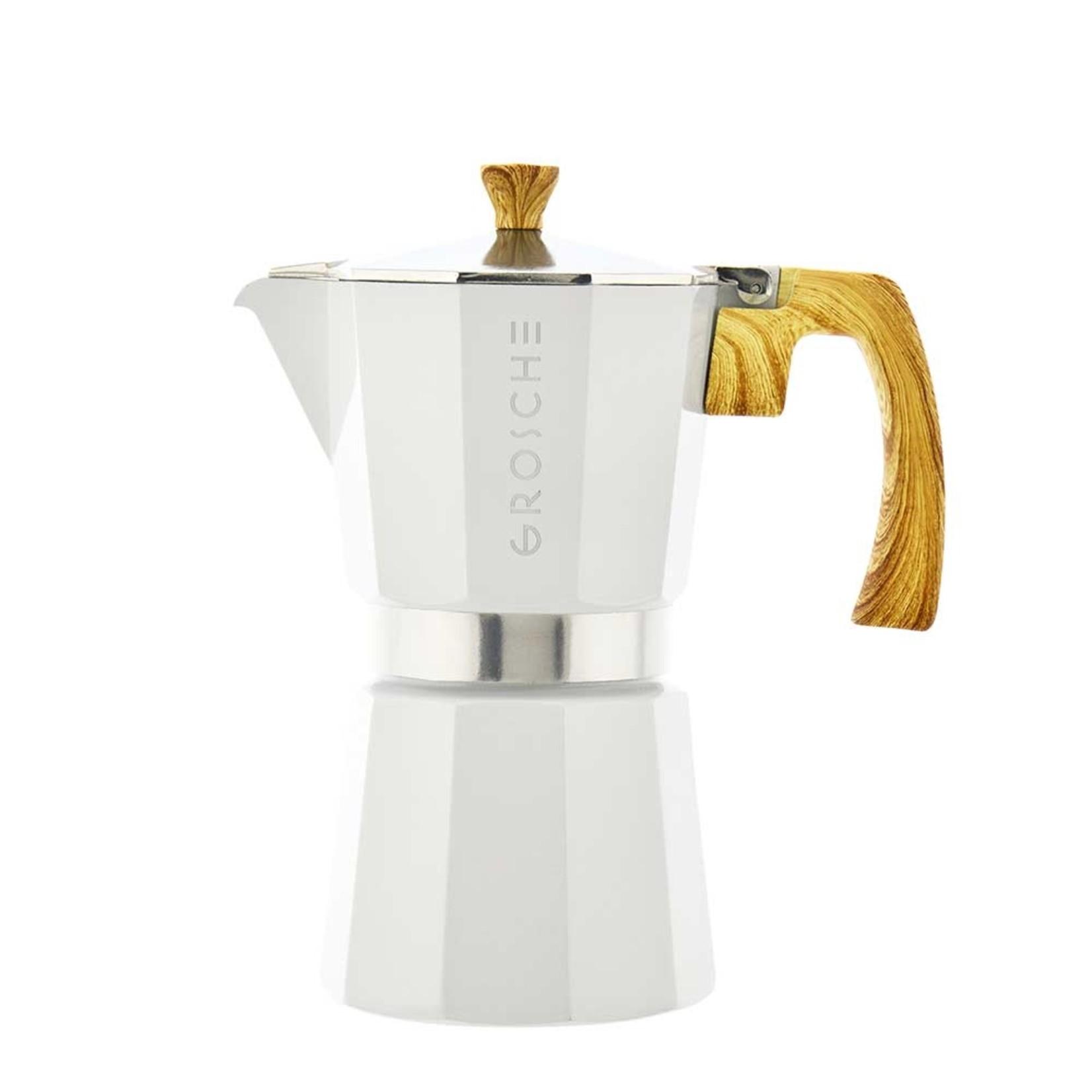 Grosche Milano Moka Stovetop Espresso Maker