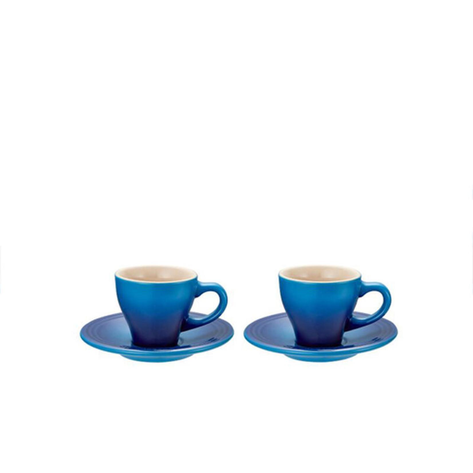 Le Creuset Set of 2 Classic Espresso Cups