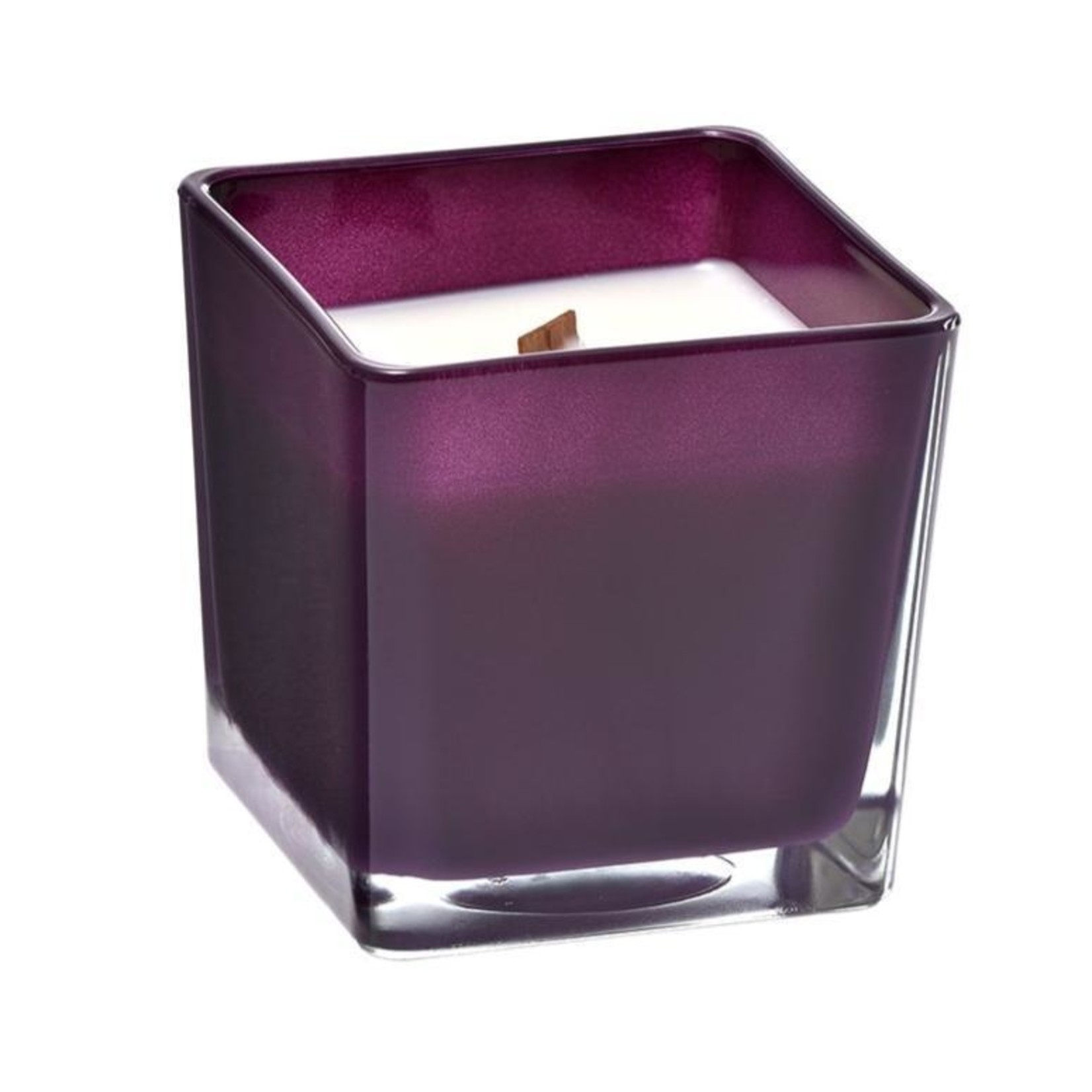 Buck Naked Soap Company Geranium and Lavender Coconut Wax Candle