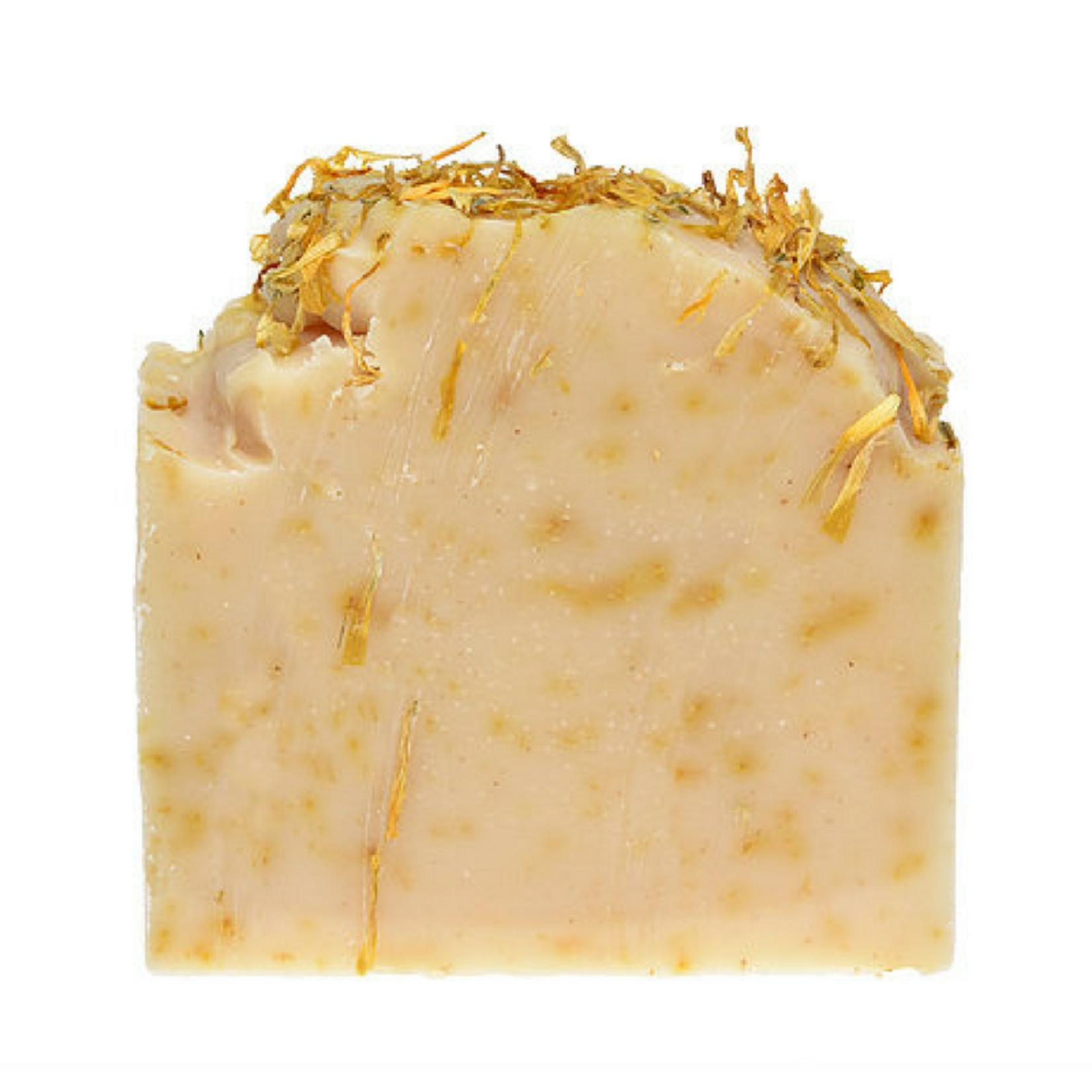Buck Naked Soap Company Energizing Marigold Soap Bar