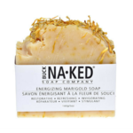 Buck Naked Soap Company Energizing Marigold Soap Bar