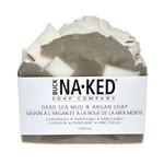 Buck Naked Soap Company Dead Sea Mud and Argan Soap Bar
