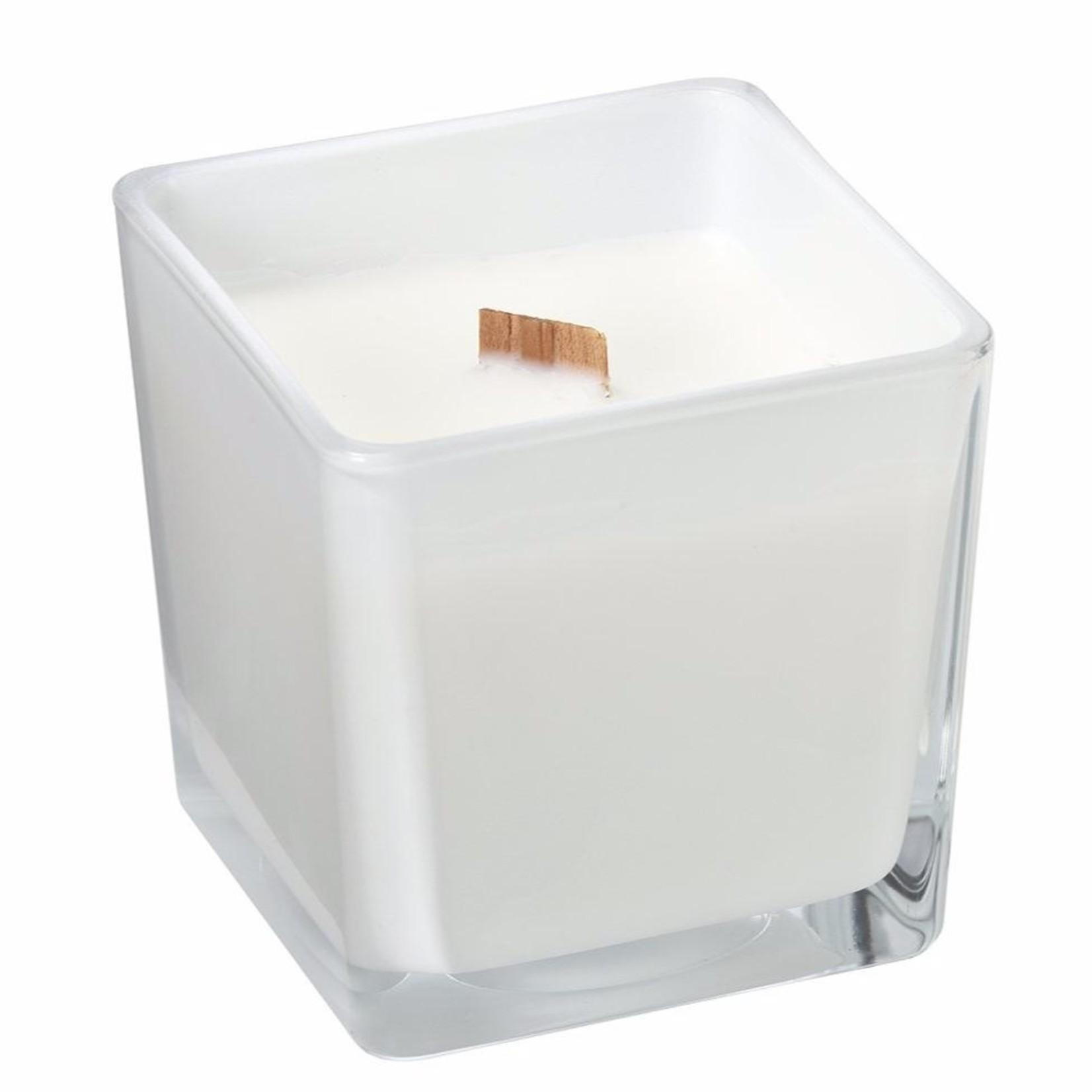Buck Naked Soap Company Vanilla Chai Coconut Wax Candle