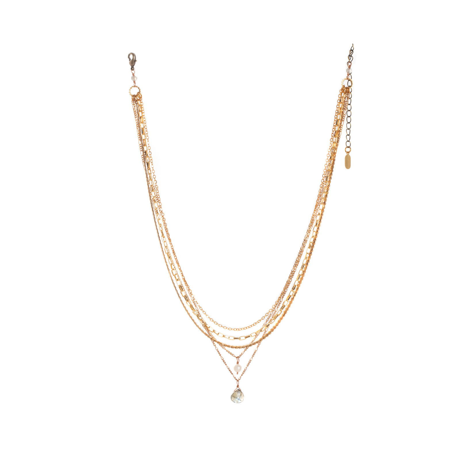 Hailey Gerrits Classic Playa Necklace