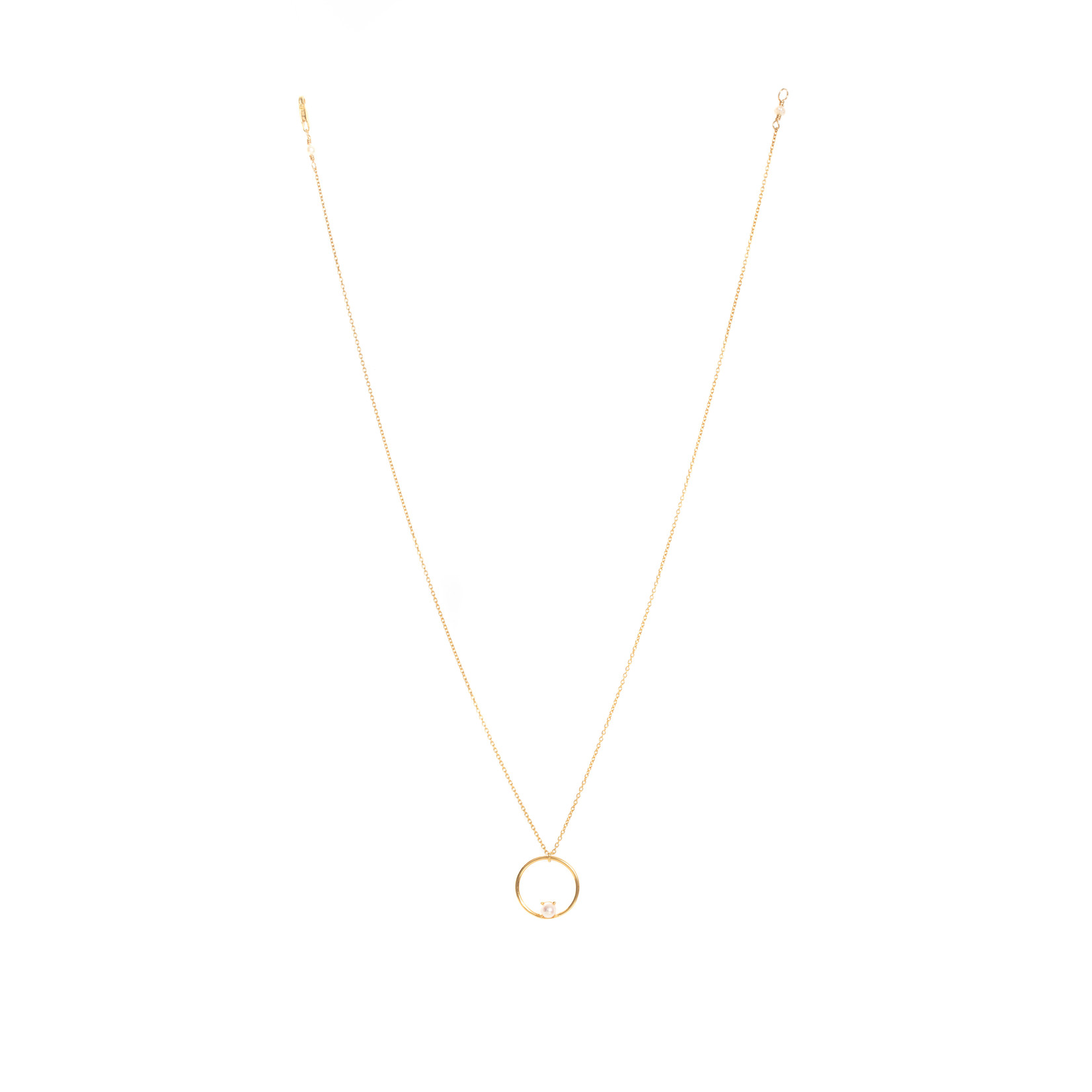 Hailey Gerrits Classic Beech Necklace
