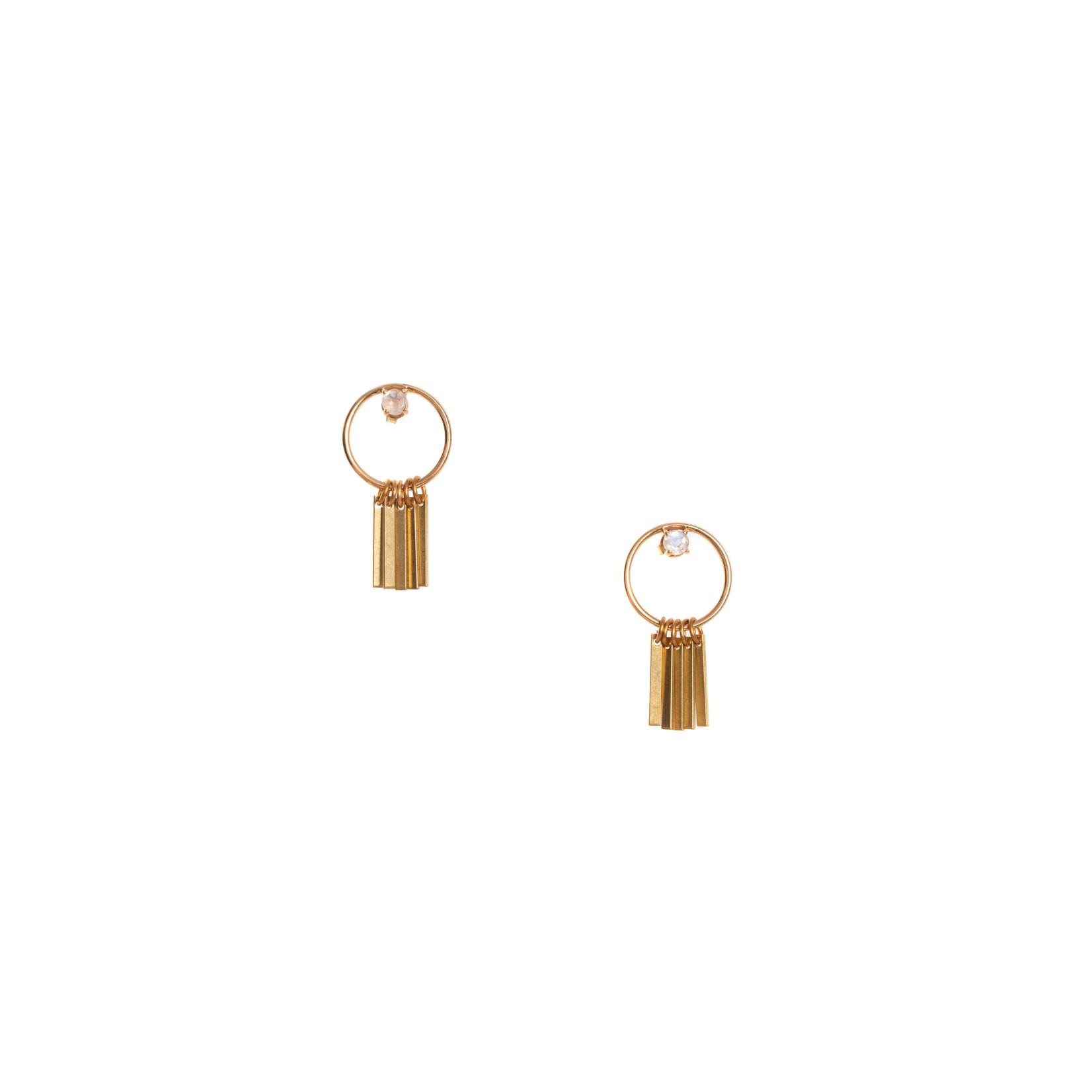 Hailey Gerrits Arbutus Stud Earrings