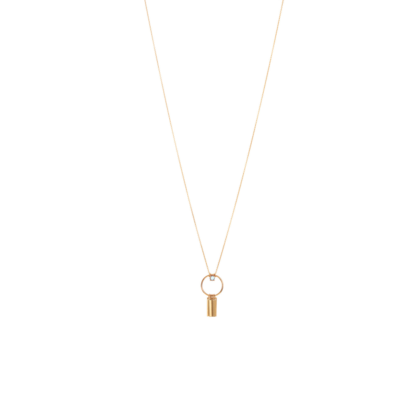 Hailey Gerrits Arbutus Necklace