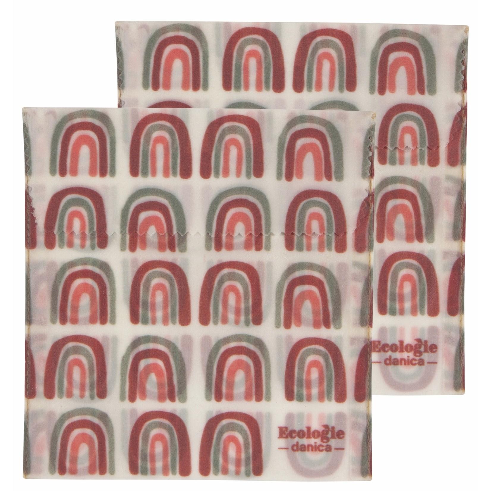 Ecologie Beeswax Sandwich Bag Set
