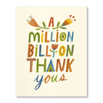 Love Muchly A million, billion thank yous.