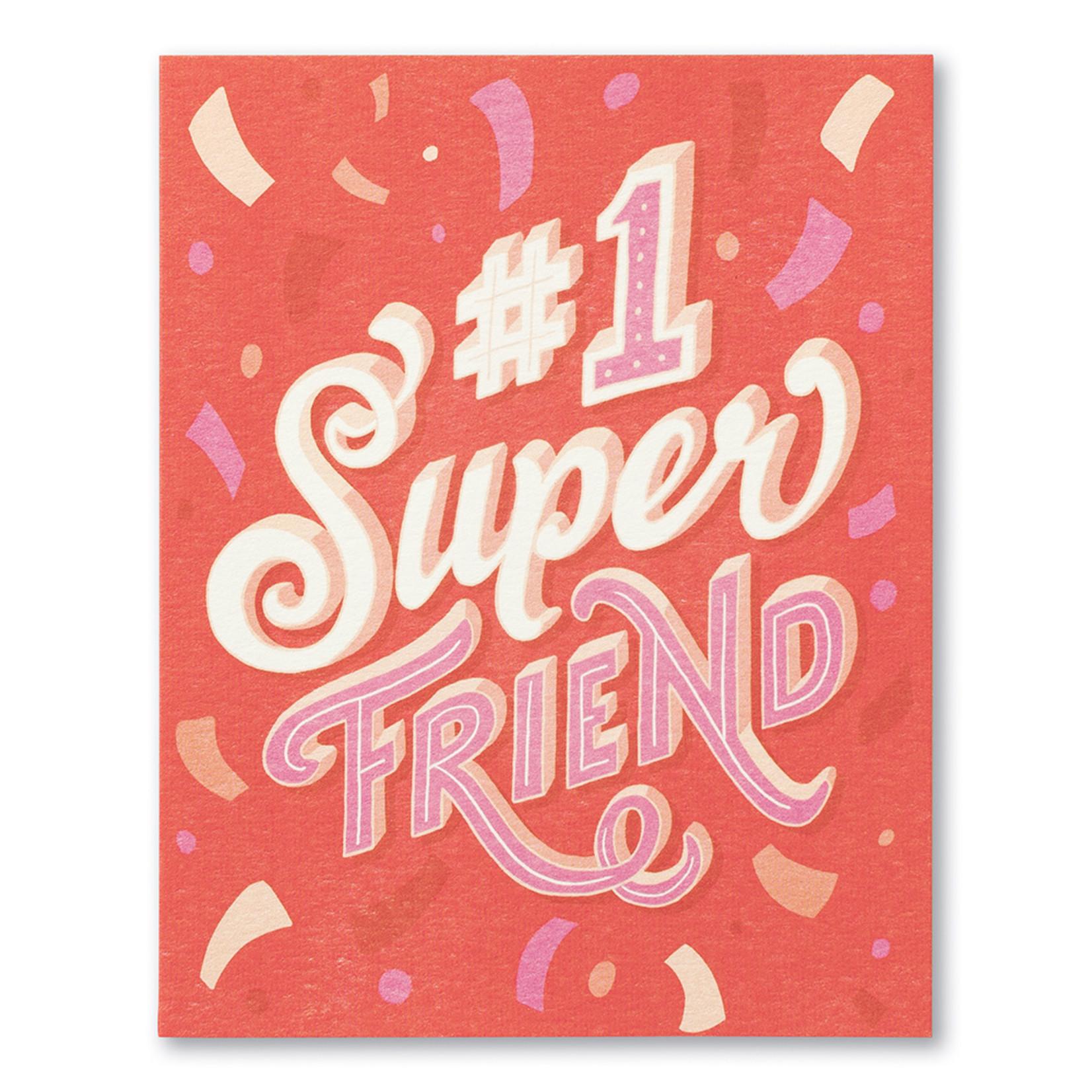 Love Muchly #1 Super Friend